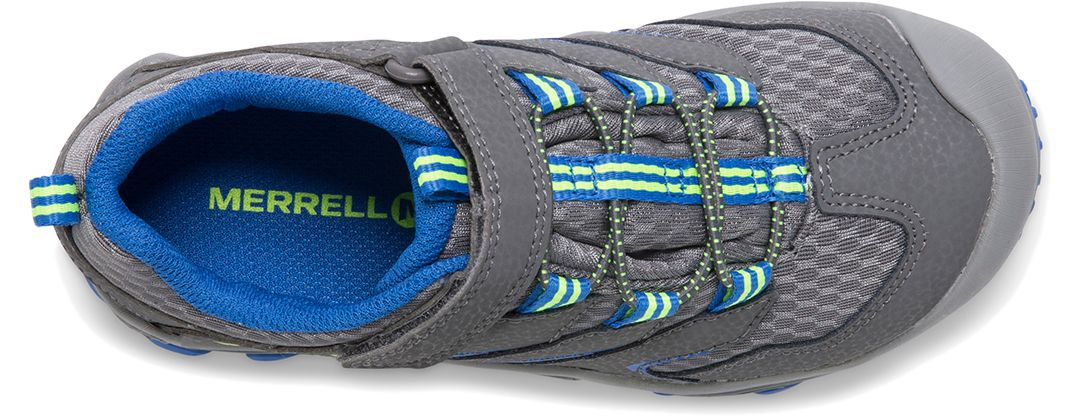 7392eb44c9 Merrell Kids' Chameleon 7 Access Low A/C Waterproof Hiking Shoes