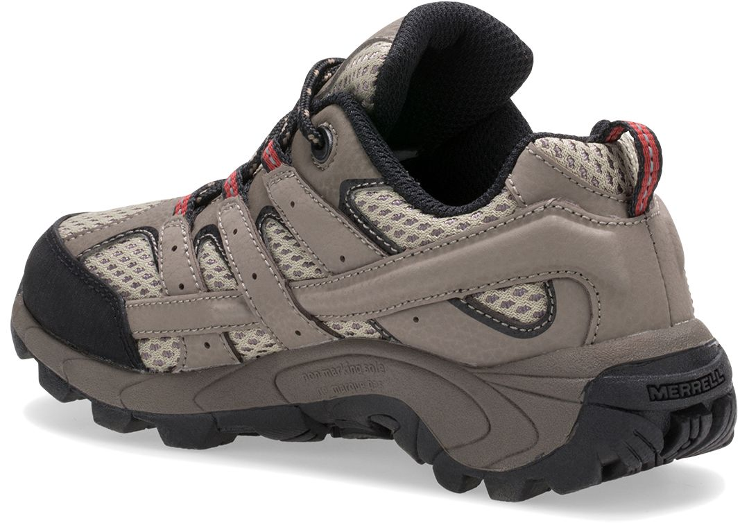 36e8a5c587a Merrell Kids' Moab 2 Low Hiking Shoes