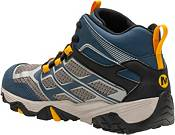 Merrell Kids' Moab FST Mid AC Waterproof Hiking Boots product image