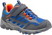 Merrell Kids' Moab FST Low AC Waterproof Hiking Shoes product image