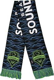 Ruffneck Scarves Seattle Sounders FC Landscape HD Woven Scarf product image