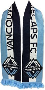 Ruffneck Scarves Vancouver Whitecaps Mountain Blue Scarf product image