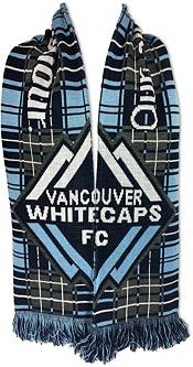 Ruffneck Scarves Vancouver Whitecaps Tartan Scarf product image