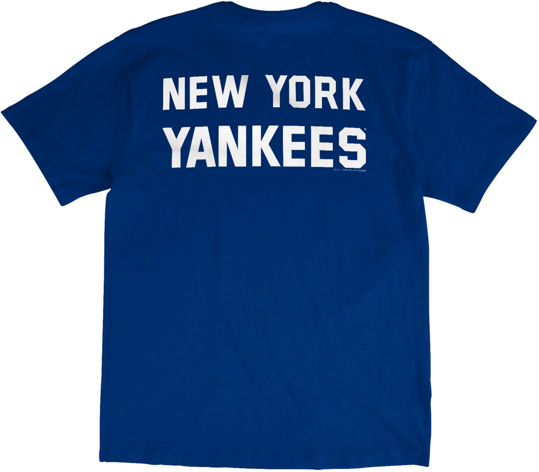 competitive price d8e90 6bbbc Mitchell & Ness Men's New York Yankees Retro T-Shirt