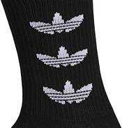 adidas Originals Men's Trefoil Repeat Crew Socks - 3 Pack product image