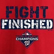"Men's 2019 World Series Champions Washington Nationals ""Fight Finished"" T-Shirt product image"