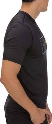 Hurley Men's Siro Natural Short Sleeve Rash Guard product image