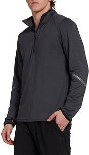 SECOND SKIN Men's Training 1/2 Zip Long Sleeve Shirt product image