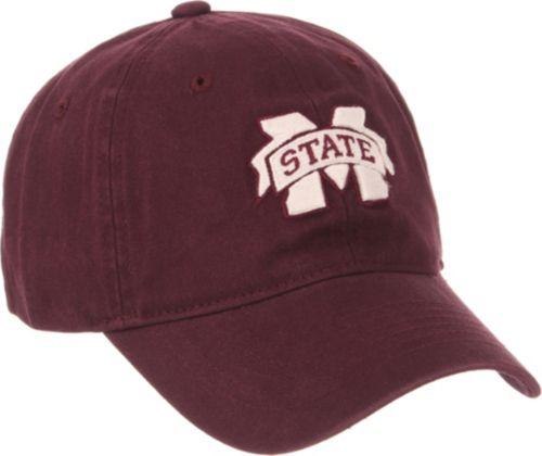 c19e6fcf879 Zephyr Men s Mississippi State Bulldogs Maroon Scholarship Adjustable Hat.  noImageFound. Previous. 1. 2. 3