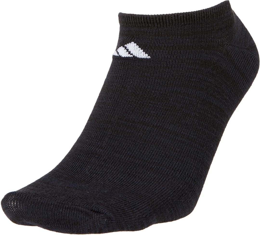 491710a191 adidas Men's Superlite No Show Socks 6 Pack