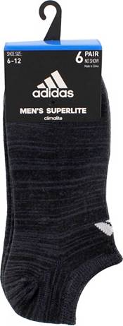 adidas Men's Superlite II No Show Socks - 6 Pack product image