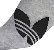 adidas Originals Men's Trefoil Superlite No Show Socks - 6 Pack product image