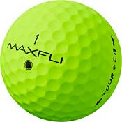Maxfli 2019 Tour Matte Green Personalized Golf Balls product image