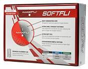 Maxfli 2021 Softfli Matte Red Golf Balls product image