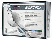 Maxfli 2021 Softfli Matte White Golf Balls product image