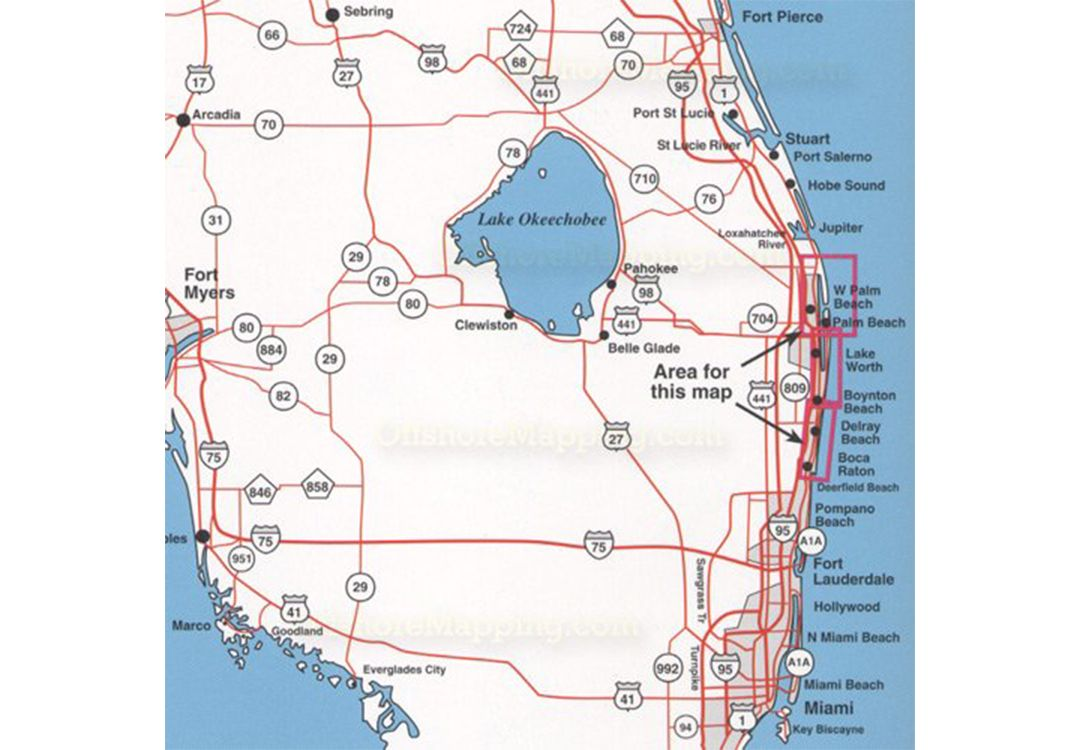 Palm Beach Area Map on thonotosassa map, lake worth inlet map, north jacksonville map, frostproof map, naples map, palm beach outlets map, florida map, boynton inlet map, miami map, watson island map, marco island map, gladeview map, hollywood map, orlando map, tampa map, hypoluxo island map, palm beach county map, fort lauderdale map, palm beach mall map, bonifay map,