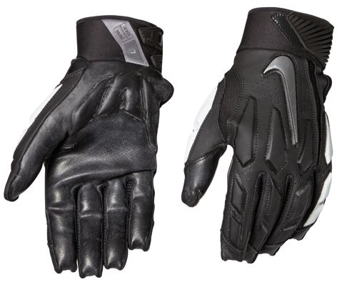 pretty nice f8318 e3520 Nike Adult D-Tack 6.0 Lineman Gloves