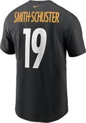 Nike Men's Pittsburgh Steelers JuJu Smith-Schuster #19 Black T-Shirt product image