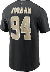 Nike Men's New Orleans Saints Cam Jordan #94 Legend Black T-Shirt product image