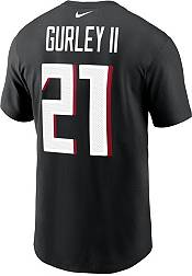 Nike Men's Atlanta Falcons Todd Gurley #21 Black T-Shirt product image