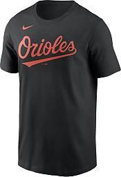Nike Men's Baltimore Orioles Trey Mancini #16 Black T-Shirt product image