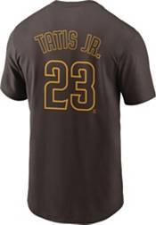 Nike Men's San Diego Padres Fernando Tatis Jr. #23 Brown T-Shirt product image