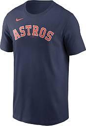Nike Men's Houston Astros Alex Bregman #2 Navy T-Shirt product image