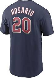 Nike Men's Minnesota Twins Eddie Rosario #20 Navy T-Shirt product image