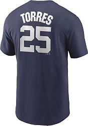 Nike Men's New York Yankees Gleyber Torres #25 Navy T-Shirt product image