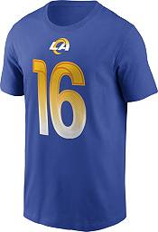 Nike Men's Los Angeles Rams Jared Goff #16 Blue Legend T-Shirt product image