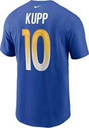 Nike Men's Los Angeles Rams Cooper Kupp #10 Game Royal T-Shirt product image