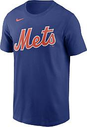 Nike Men's New York Mets Jacob deGrom #48 Blue T-Shirt product image