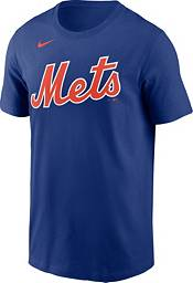 Nike Men's New York Mets Dominic Smith #2 Blue T-Shirt product image