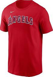 Nike Men's Los Angeles Angels Jared Walsh #20 Red T-Shirt product image