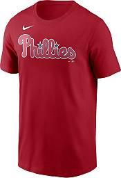Nike Men's Philadelphia Phillies Bryce Harper #3 Red T-Shirt product image