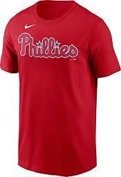 Nike Men's Philadelphia Phillies Alec Bohm #28 Red T-Shirt product image