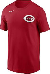 Nike Men's Cincinnati Reds Mike Moustakas #9 Red T-Shirt product image