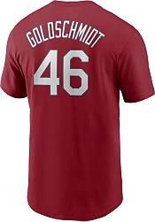 Nike Men's St. Louis Cardinals Paul Goldschmidt #46 Red T-Shirt product image