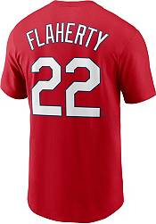 Nike Men's St. Louis Cardinals Jack Flaherty #22 Red T-Shirt product image