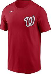Nike Men's Washington Nationals Victor Robles #16 Red T-Shirt product image