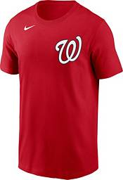 Nike Men's Washington Nationals Kyle Schwarber #12 Red T-Shirt product image