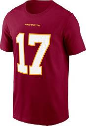 Nike Men's Washington Football Team Terry McLaurin #17 Red Logo T-Shirt product image