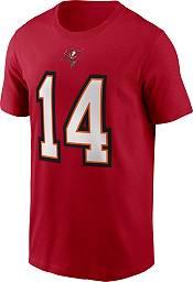 Nike Men's Tampa Bay Buccaneers Chris Godwin #14 Red T-Shirt product image