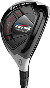 TaylorMade M4 Rescue/Irons – (Graphite/Steel) product image