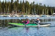Aquaglide Navarro 145 Convertible Inflatable Kayak product image