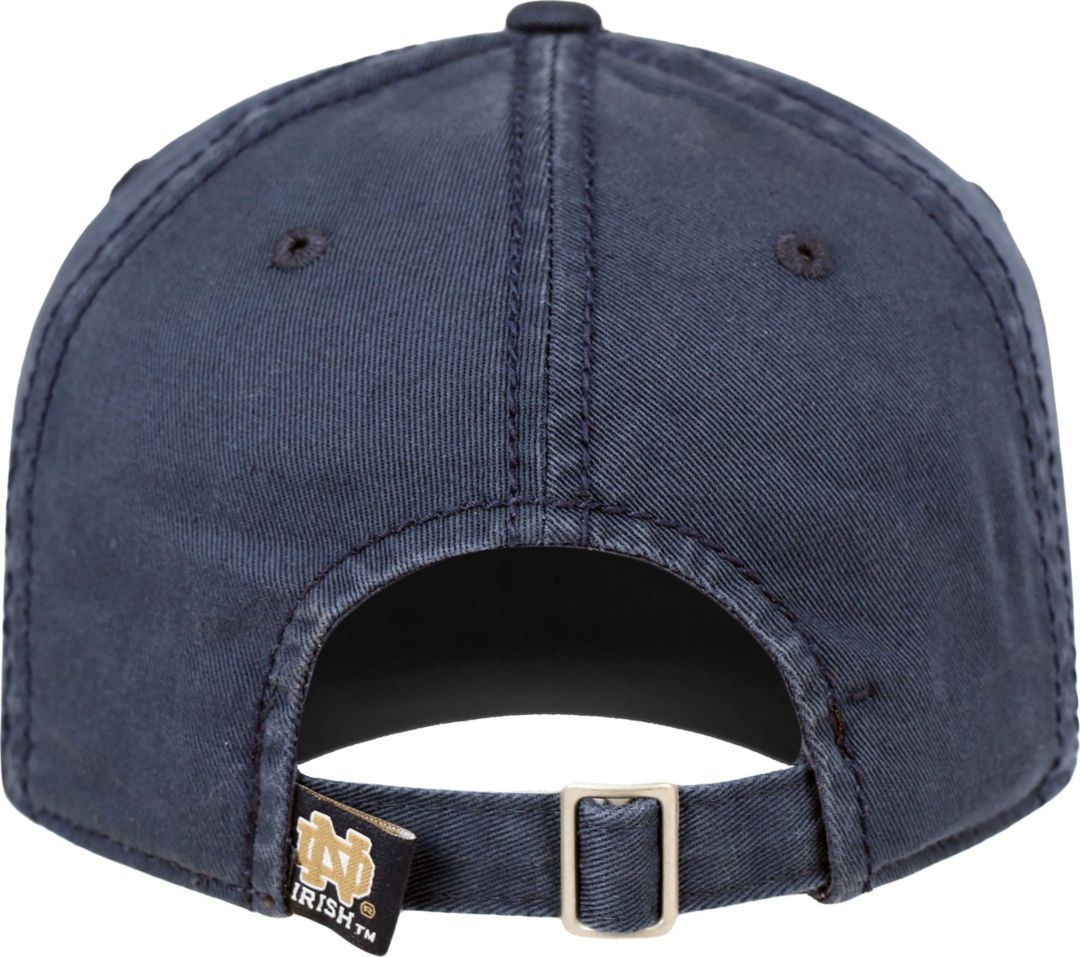 first rate f9bab 61c99 Top of the World Men s Notre Dame Fighting Irish Blue Crew Adjustable Hat