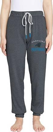 Concepts Sport Women's Carolina Panthers Surge Grey Sweatpants product image