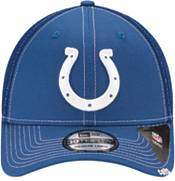 New Era Men's Indianapolis Colts 39Thirty Neoflex Blue Stretch Fit Hat product image