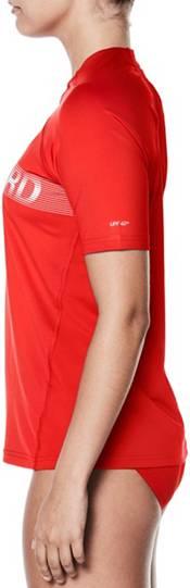 Nike Women's Guard Short Sleeve Hydro Rash Guard product image