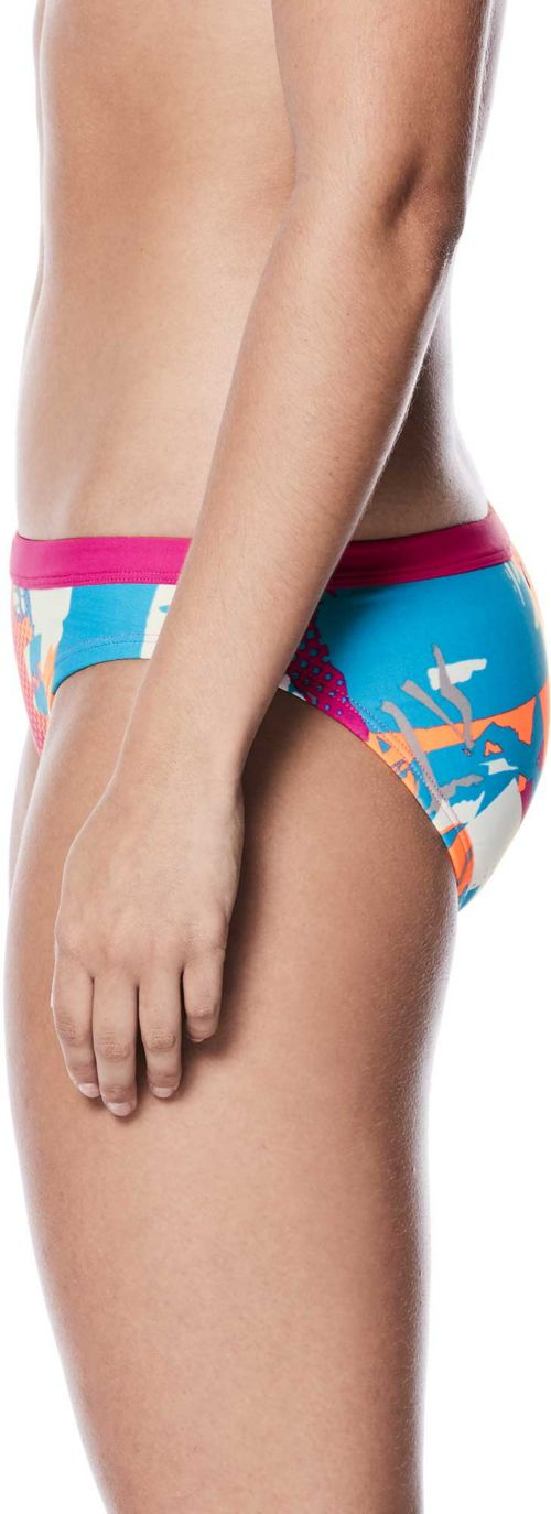 011dee27a3abc Nike Women s Drift Graffiti Sport Bikini Bottom